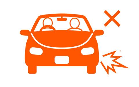 事例3.友人が運転する車に同乗して事故に遭った