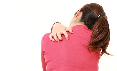 つらい肩の痛み